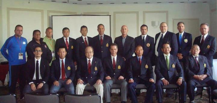 Pan-American Shitoryu Karate Do Congress – Canada 2012 ( PSKF Affiliates and Directors and Executive Members.
