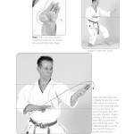 Shitoryu Karate book by Sensei Tanzadeh - Uke Waza, kakete