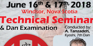 Halifax Seminar 2018
