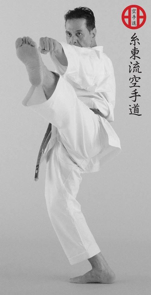 Master Tanzadeh, Kyoshi 8th Dan, Shitoryu Karate