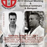 Master Tanzadeh Technical Seminar in Quebec and Dan Examinations 2017