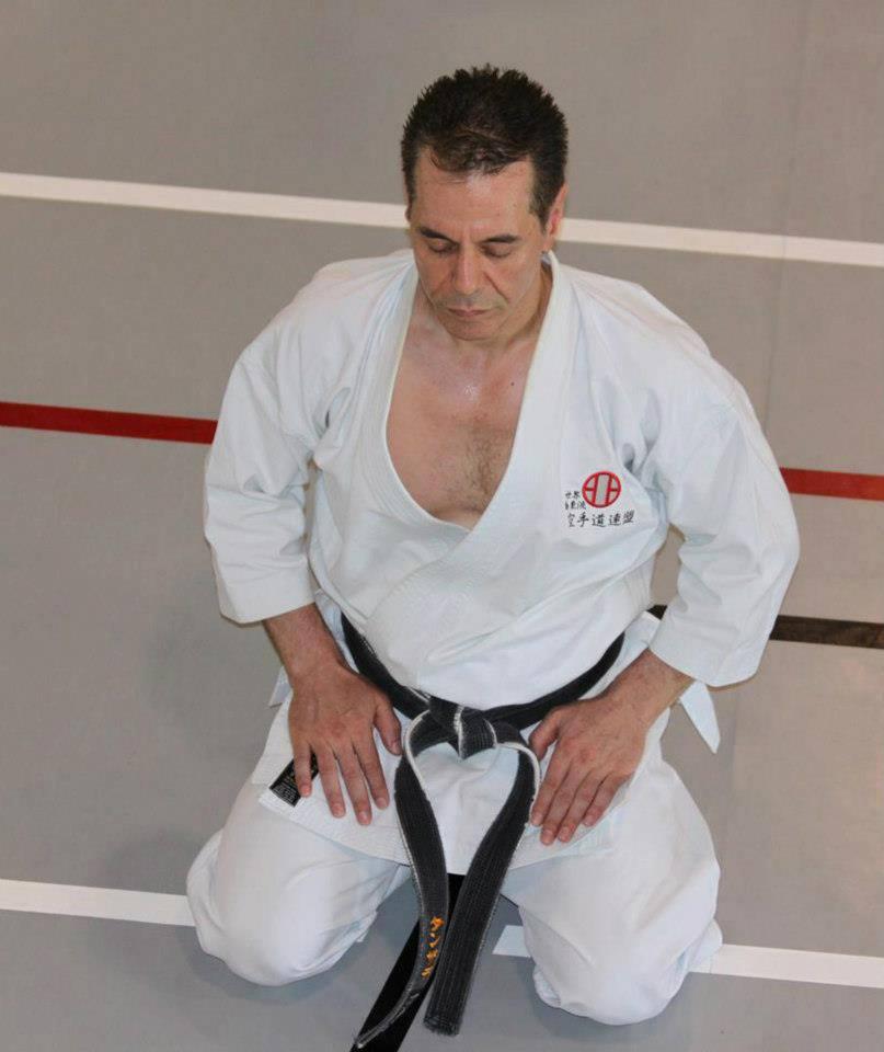 Master Tanzadeh Shitoryu Karate 8th Dan, Kyoshi