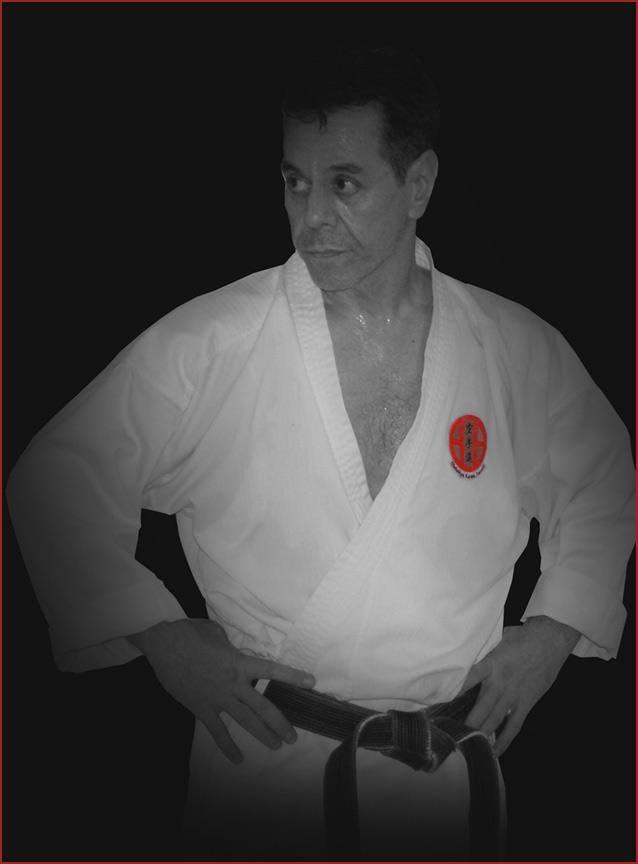 Sensei Tanzadeh, Shitoryu Karatedo, 8th Dan, Kyoshi