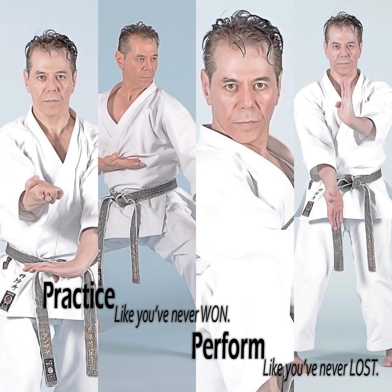 Kyoshi Tanzadeh 8th Dan Shitoryu Karatedo