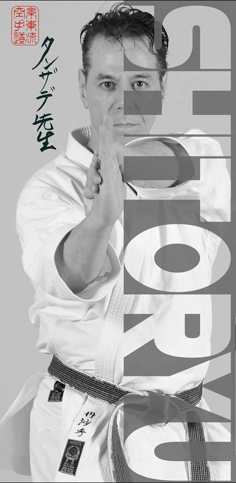 Kyoshi Tanzadeh Shitoryu Karate Master 8th Dan