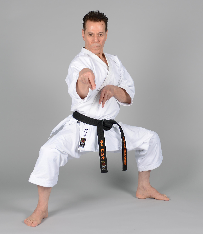 Suparinpei - Sensei Tanzadeh Shitoryu Karate 8th Dan, Kyoshi