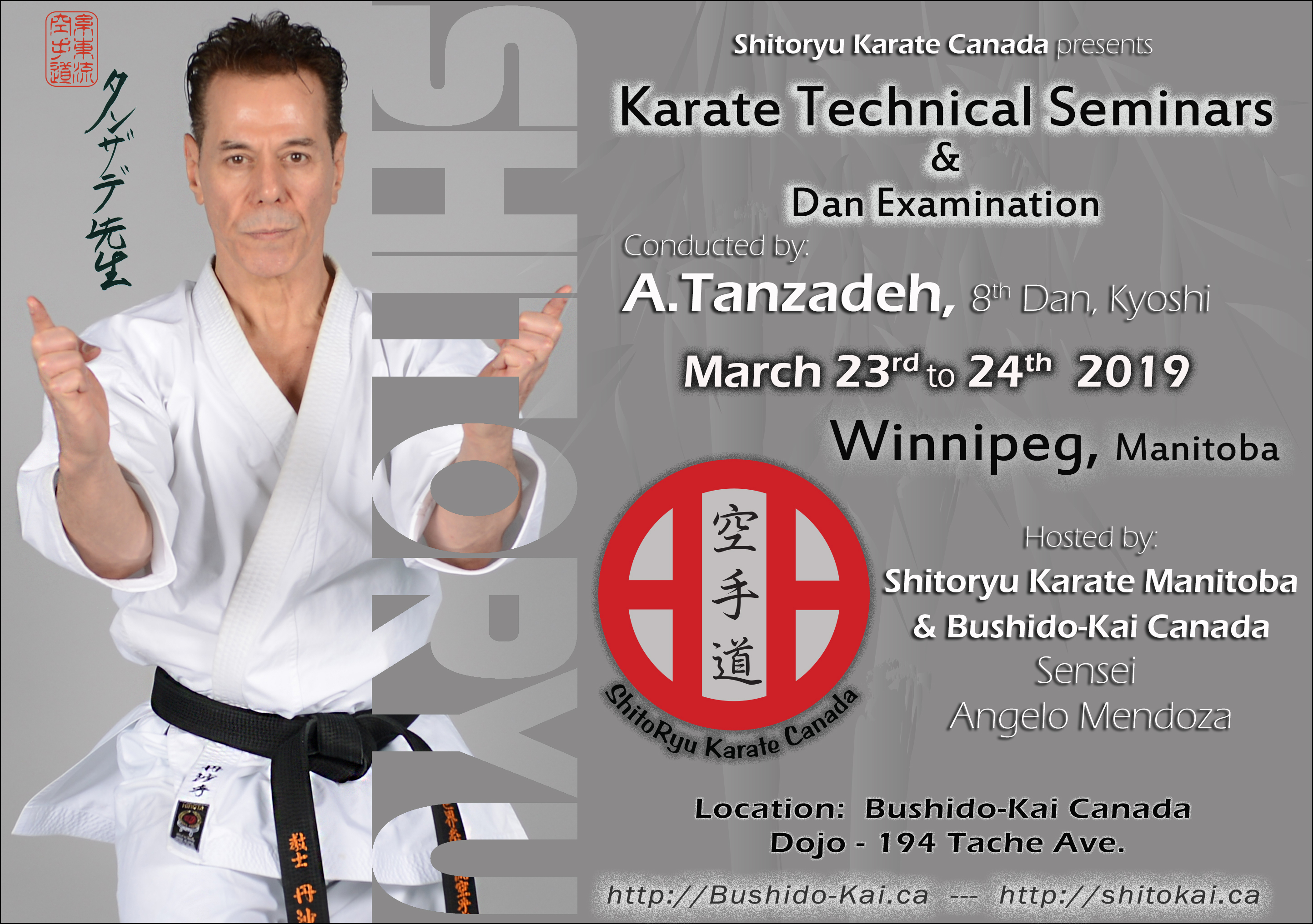 Winnipeg-Karate-Seminar-with-Sensei-Tanzadeh-Shitoryu-Karate-8th-Dan,-Kyoshi