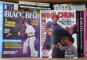 Tanzadeh Karate-Martial Arts Books archives and library (1211)