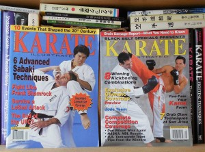 Tanzadeh Karate-Martial Arts Books archives and library (1214)