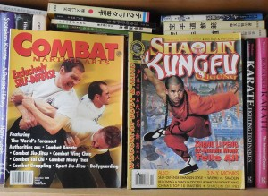 Tanzadeh Karate-Martial Arts Books archives and library (1215)